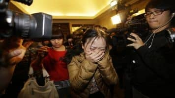 Missing Malaysian jet may have disintegrated in mid-air