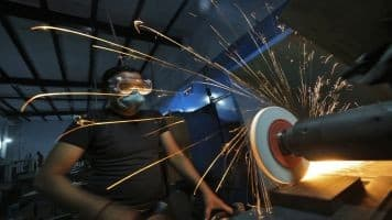 Caixin China mfg PMI at 51.2 in October, up from 50.1 on-month