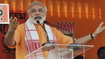 Narendra Modi virtual stock hits record high at 21589