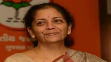 Nirmala Sitharaman to open India Economic Summit today