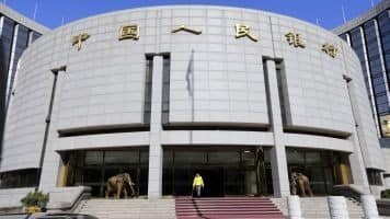 China central bank injects $124.9 bn in Dec, up 13% from Nov