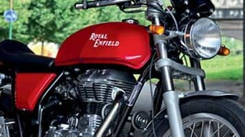 Motorbike maker Royal Enfield eyes new mkts to boost growth