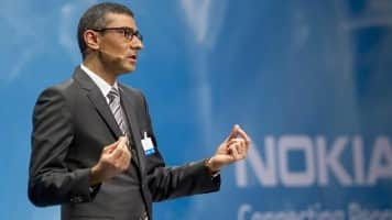 Nokia CEO says Alcatel buy will increase its 5G firepower