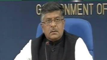 India sitting on cusp of digital revolution: Prasad