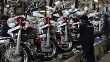 Eicher to invest Rs 600 cr in Royal Enfield biz: Lal