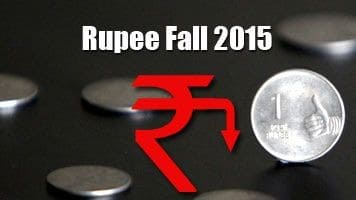 Rupee ends marginally lower vs dollar, down 2 paise