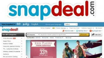 Tata Capital partners Snapdeal to finance online sellers