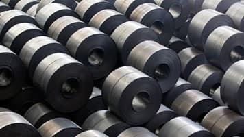 Sales target of 12.4 MT for FY15 is on track: JSW Steel