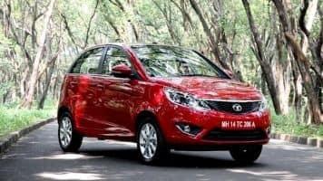 new launched car zestTata Motors rallies 2 launches Zest  Bolt in Sri Lanka