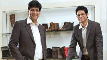 Four generations and a 200-cr leather & footwear business!