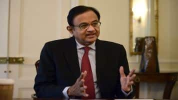 'Too early to celebrate' India's GDP beat: Former FM Chidambaram