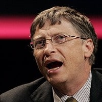 Gates foundation sees huge gains against disease, poverty