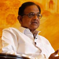 My fisc numbers credible, says Chidambaram