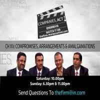 Cos Act Ep#10: Compromises, Arrangements & Amalgamations