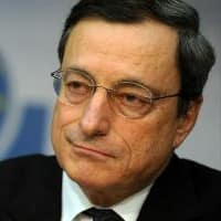ECB's Draghi says money printing already helping recovery