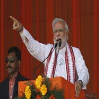 Will not do politics that divides the country: Modi