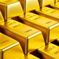 Gold futures decline Rs 59 on profit-booking