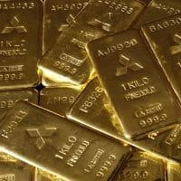 Gold set to snap 4-week losing run on US policy hopes