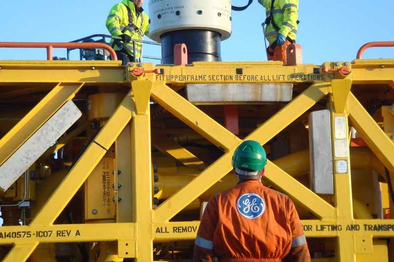 GE Step Ahead : GE Works for the Gorgon Project