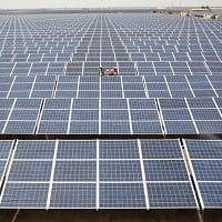 Union Budget 2014: Moser Baer up 5% on news of ultra mega solar power projects