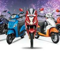 Hero MotoCorp vehicle sales up 6.2% in 2014-15