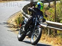 Exclusive: Hyosung RT125D India first ride