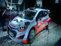 2014 Auto Expo: Hyundai brings in i20 WRC