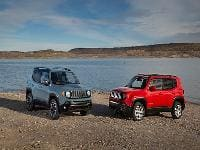 Jeep Renegade to debut in Geneva, likely to come to India