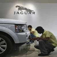 Jaguar Land Rover sales rise 20% in May to 38,831 units