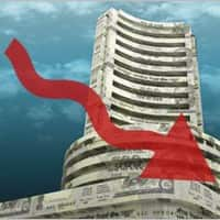 Sensex ends below 28000; OMCs fall, IT & pharma outperform