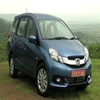 Quick Review: Honda's Mobilio & BMW ActiveHybrid 7