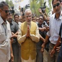Modi: Will work hard for the good of all