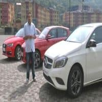 Compare: Audi A3 vs Mercedes-Benz A-class vs BMW 1-Series