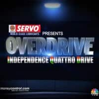 Overdrive: Independence Quattro Drive