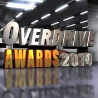 Here's first glimpse of Overdrive Awards 2014