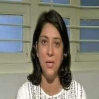 Don't think there is an anti-Congress wave: Priya Dutt