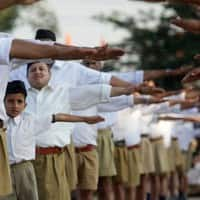 Poll 2014: RSS extensively campaigning for Modi