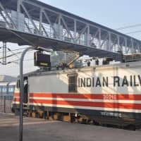 Rail stocks soar; Modi says modernising railways viable