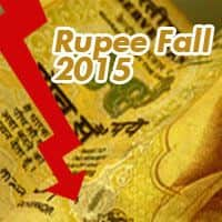 Rupee continues to sink; falls 29 paise at 65.83 against $