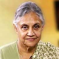 Don't want to be Cong's face in Delhi: Sheila Dikshit