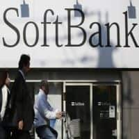 SoftBank shares soar after Trump boasts of $50 bn deal