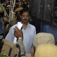 Satyam case: Rajus plea to be taken on May 11 by court
