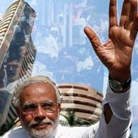 Modi win engenders hopes for sluggish economy
