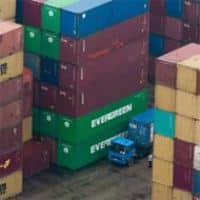 Japan's export growth slows sharply in March