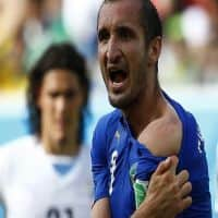 Uruguay send Italy packing, Greece too reach last 16