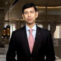 Be opportunistic but don't rush in to buy banks in 2017: Udayan