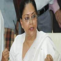 Raje's austerity measures to give competition to AAP govt