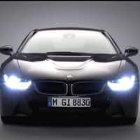 Overdrive reviews BMW i8