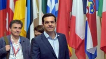 Greece's Tsipras rules out forming national unity govt