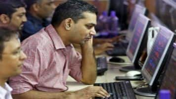 BSE-listed firms' m-cap slips below Rs 100-trillion mark